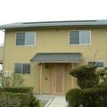 自然素材住宅 太陽光発電を設置した檜の家:西尾市